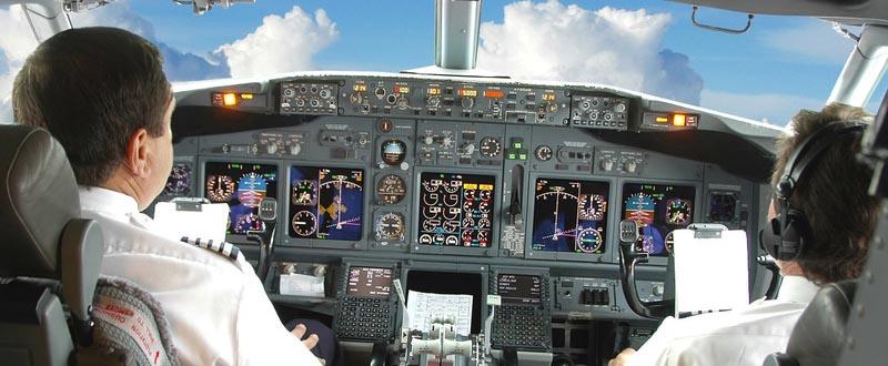 estudiar piloto de avion